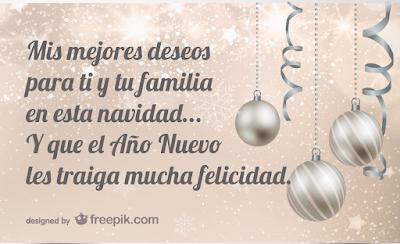 Frases de navidad para Familia