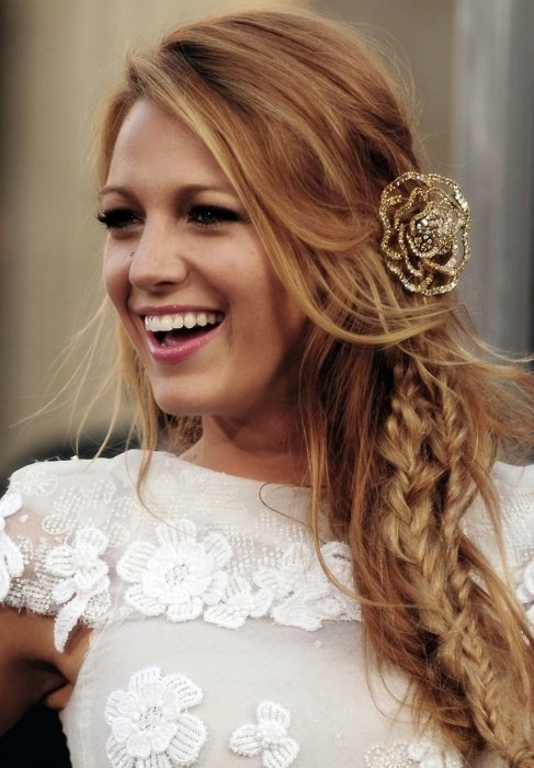 Get The Look: Serena Van Der Woodsen ~ WEDDING DRESS