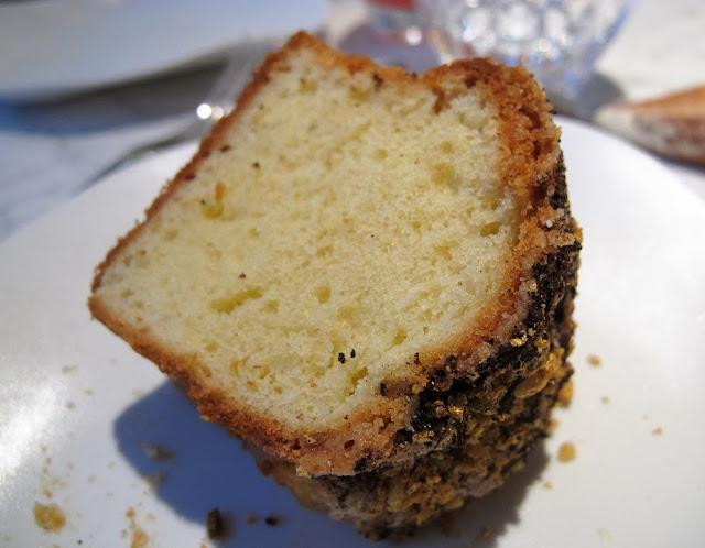 Le Prince de Galles - Petit déjeuner au restaurant La Scène - Brioche vanille