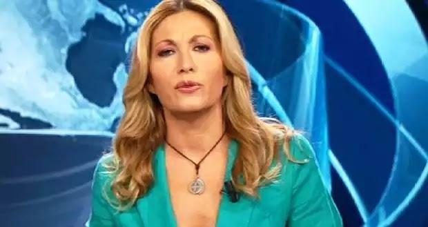 ΤΗΝ «ΣΤΑΥΡΩΣΑΝ»! Σφοδρή επίθεση σε παρουσιάστρια που έκανε το λάθος να φοράει… σταυρό! (Βίντεο)