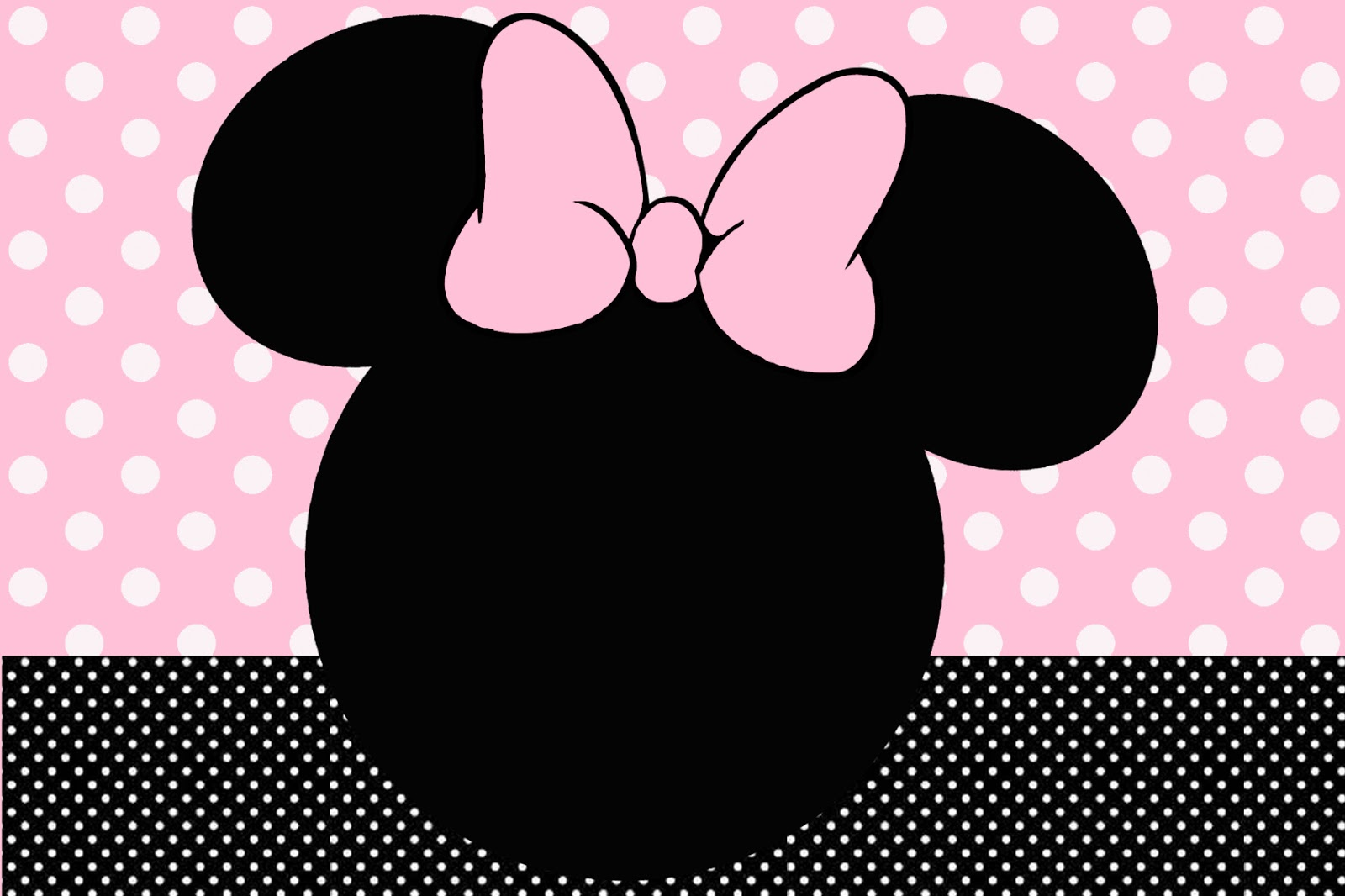 Mickey Mouse Invitations Template for great invitation layout