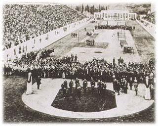 Marathon d'Athènes 1896