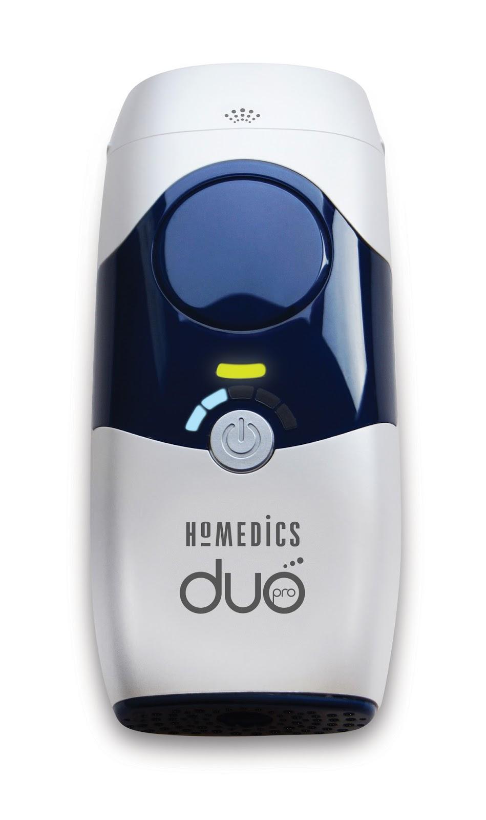 HoMedics Duo Pro