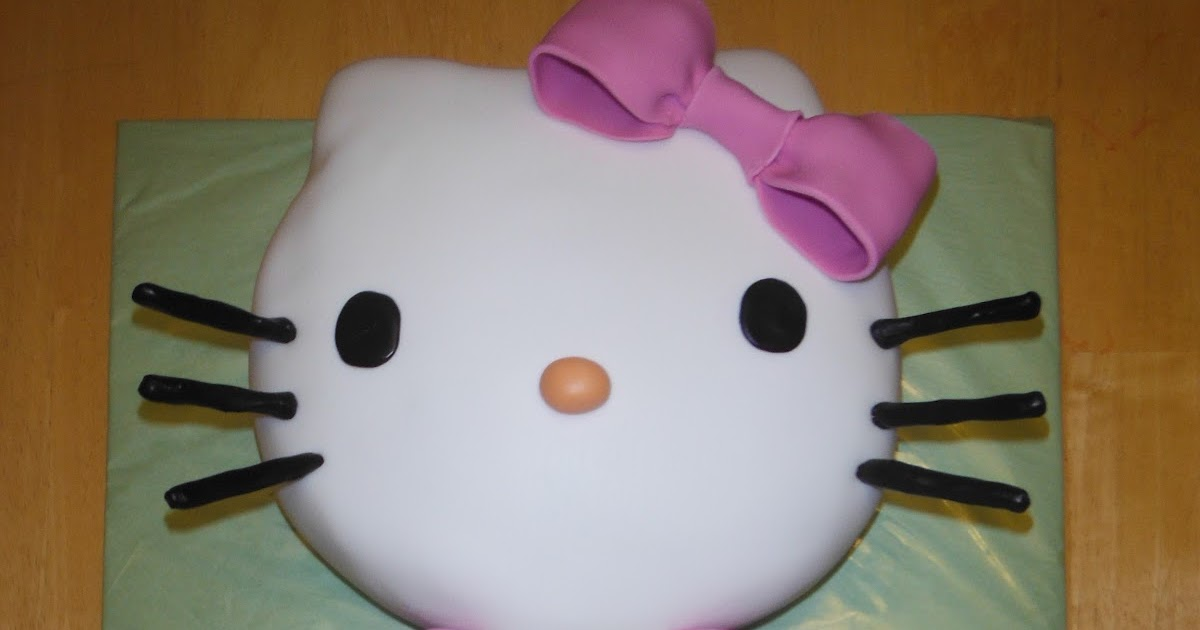 Google Images Hello Kitty Cake : Cakes and Cookies by Andrea: Hello Kitty Cake