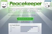 test prestazioni browser