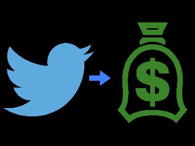 menghasilkan uang dari twitter, 3 Teknik Menghasilkan Uang dari Twitter, dapat duit dari twitter