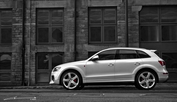 Audi Q5 con kit de Project Kahn y S-Line