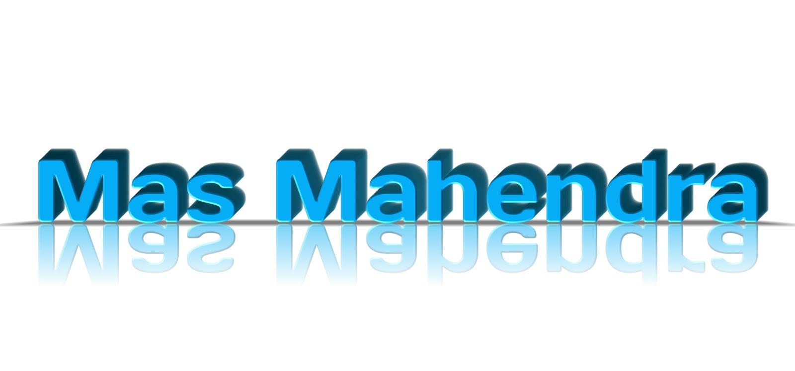 Mas Mahendra