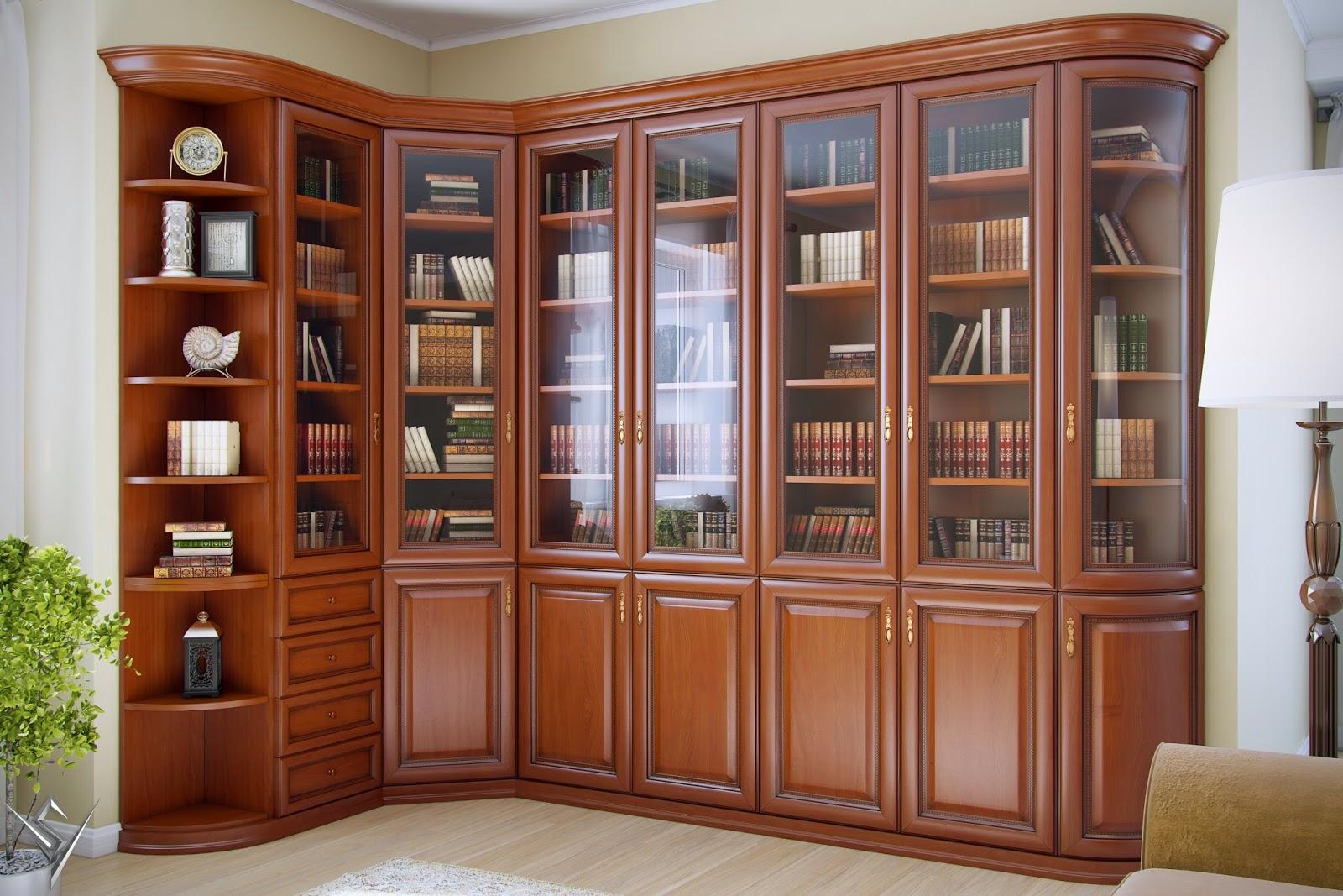 Книжный шкаф 15.