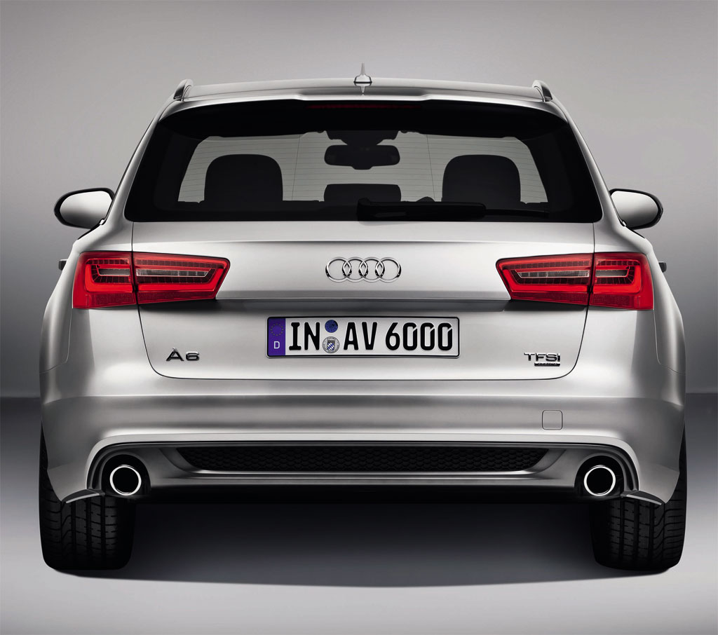 2012 Audi A6 Avant Specification And Photos