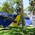 Amazem Paraiba Apoiando a X Regata de Canoas em comemoração ao Dia do Piauí Na cidade de Parnaíba.