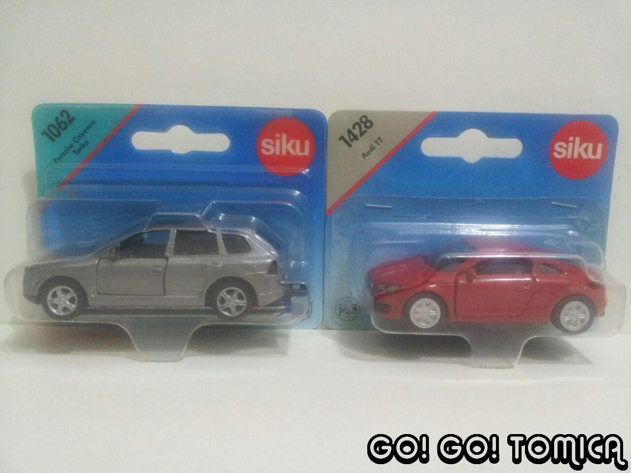 Go Go Tomica The Different Prices Of Siku