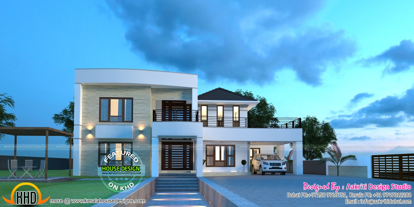 Majestric Home Design, Kerala