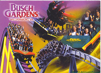 Spunk on a stick 39 s tips the listing hop best theme parks What time does busch gardens close today