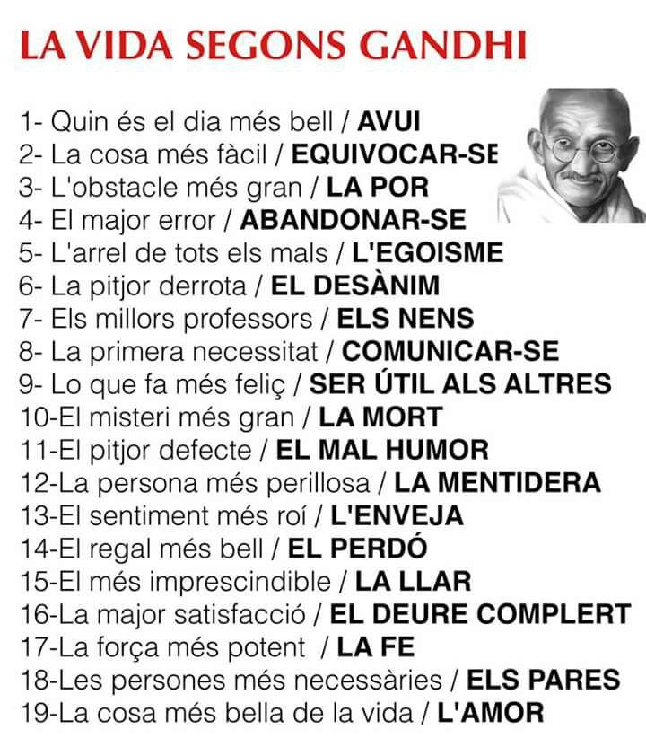 RACÓ DE LES BONES REFLEXIONS