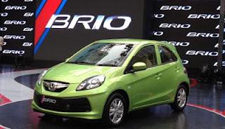 Harga New Honda Brio