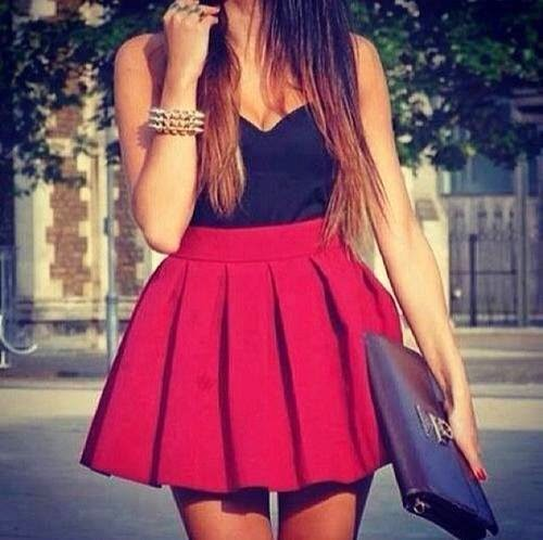 So nice #skirt! I like it))