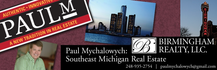 Birmingham Real Estate Video Blog with Paul Mychalowych
