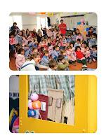 La Cámpora Olavarría festejó el Día del Niño