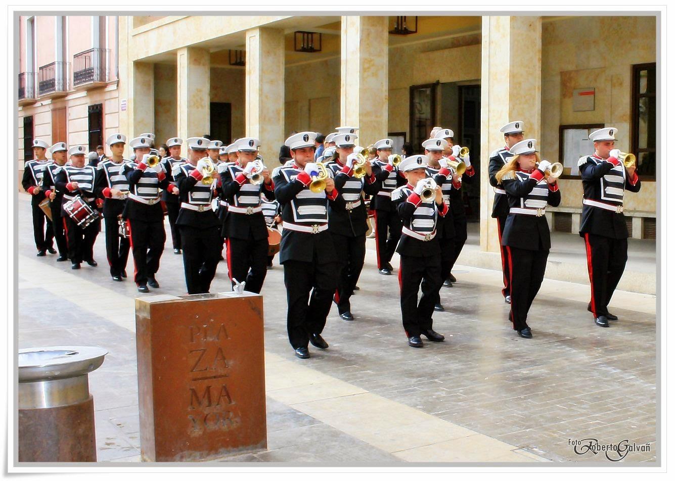 Procesión de las Palmas 2013