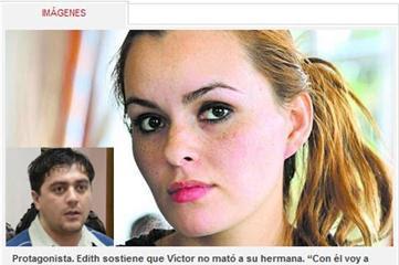 Justiça autoriza casamento de argentina com assassino de sua irmã
