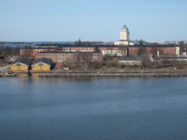 Fortress of Suomenlinna Helsinki Finland