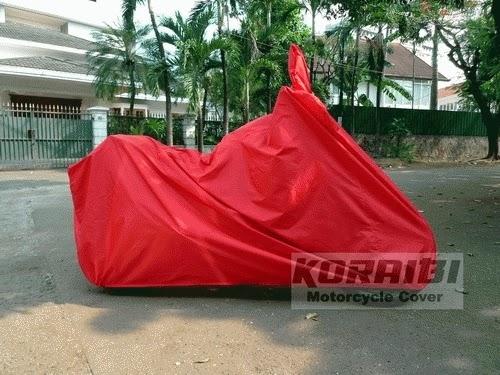 Harga Cover/Selimut Motor Koraibi 2 Motor Sport Touring Murah 2014