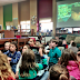 """I Spy"" The Author Jean Marzollo In Our Library....What Wonderful Advice She Has For Our 4th Grade Writers"