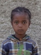 Zenebu - Ethiopia (ET-205), Age 6
