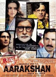 Aarakshan (2011) Hindi Movie Watch Online