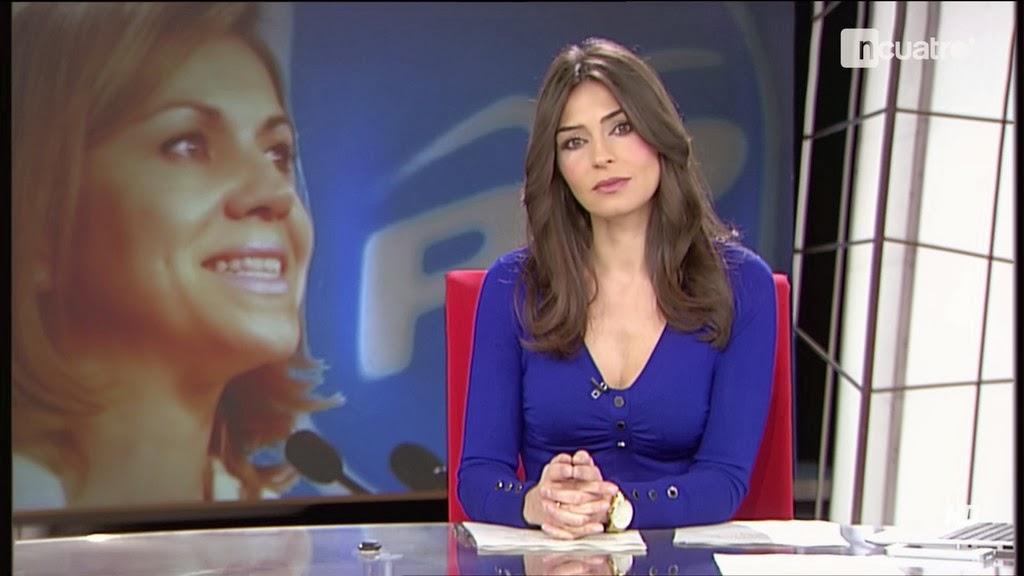 MARTA FERNANDEZ, NOTICIAS CUATRO (20.01.14)