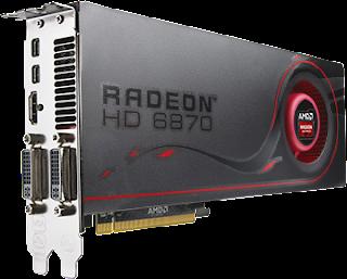 AMD Radeon™ HD 6870 Graphics