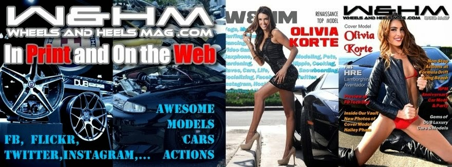 W&amp;HM / Wheels And Heels Magazine