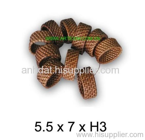 Bamboo Napkin Rings8