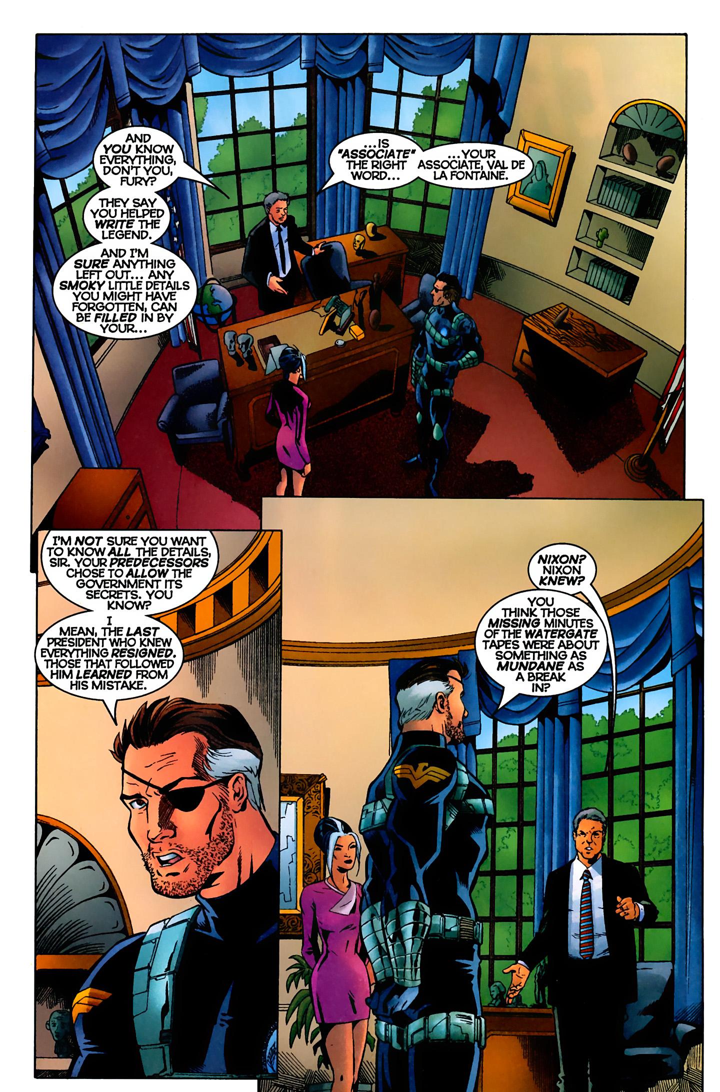 Captain America (1996) Issue #7 #7 - English 3