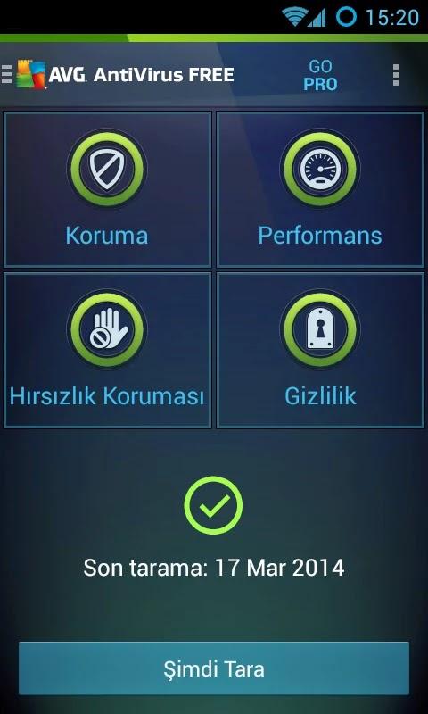 Android cihazınızı korumaya alın