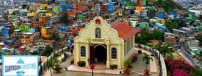 Programa fiestas Octubrinas de Guayaquil 2014