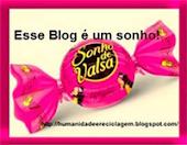 Selo Esse blogue é um sonho!