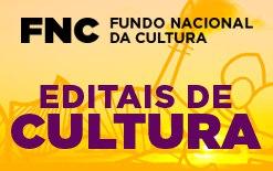EDITAIS DE CULTURA