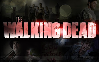 #3 The Walking Dead Wallpaper