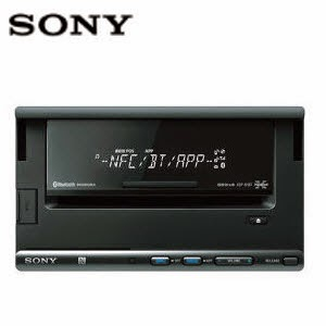 Snapdeal: Buy Sony XSP N1BT In Car 2-Din smartphone Cradle Receiver Stereo at Rs.5773