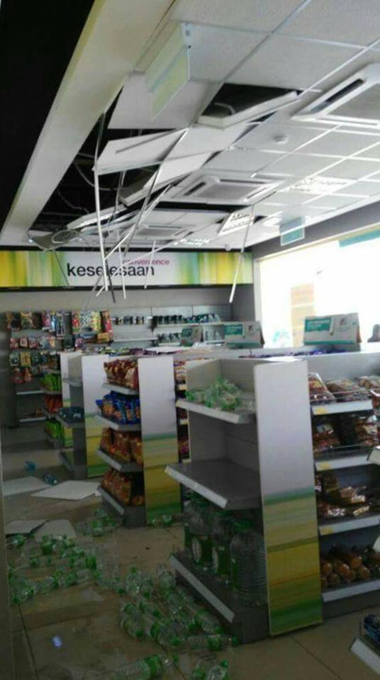 gempa bumi sabah