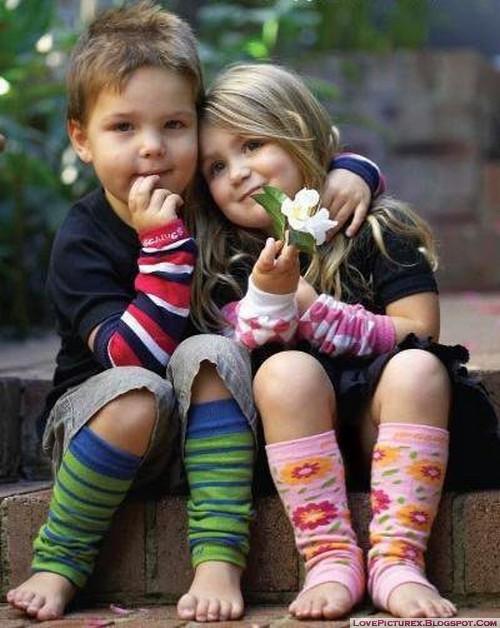cute, kids, couple, love, hugs | lovepicturex