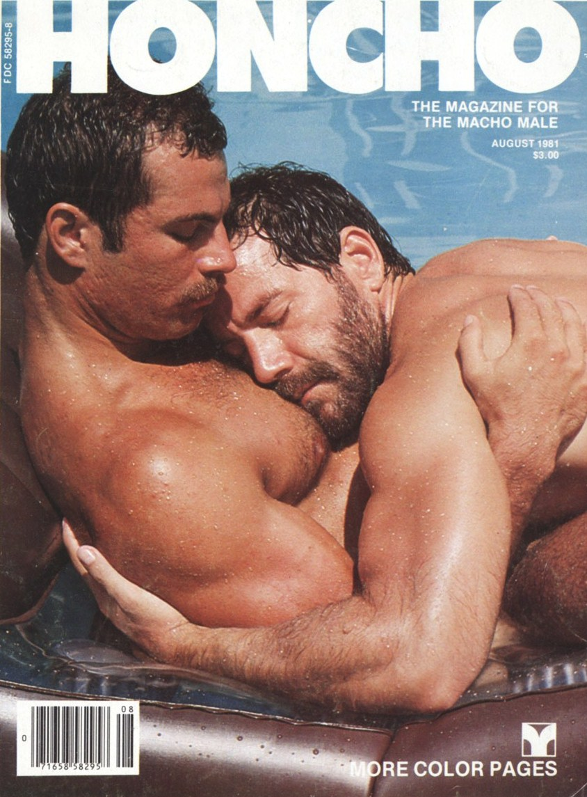 gay pornography magazines