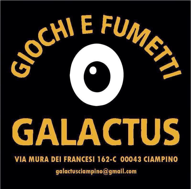 Galactus Ciampino