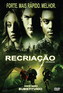 Torrent Filme Recriação - O Lado Negro 2012 Dublado 720p BDRip HD completo