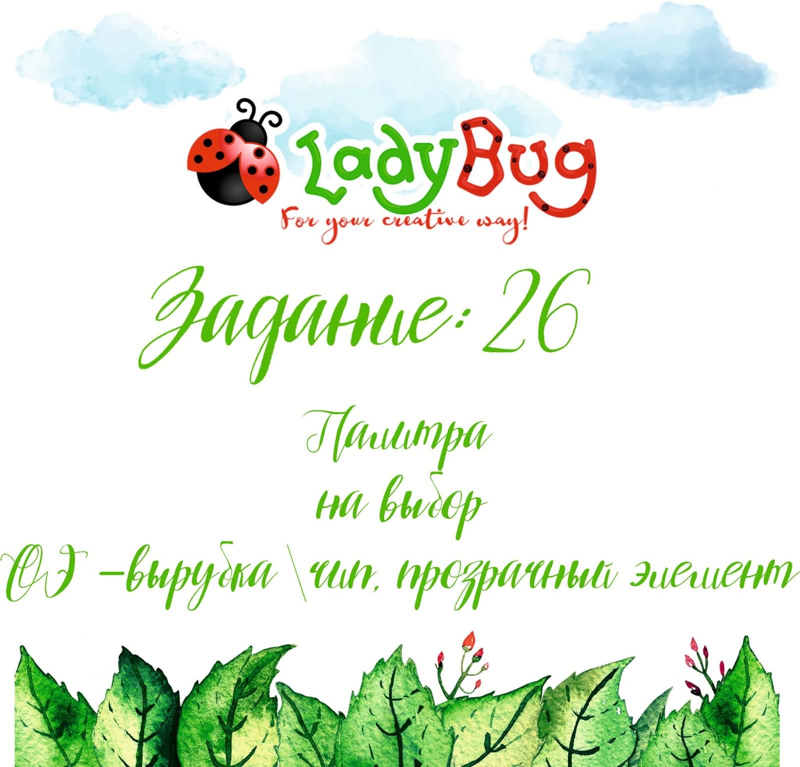 TOP 5 - LadyBug