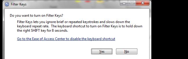 Cara Mematikan Tombol Windows, Alt+Tab, dan Sticky Keys Saat Anda Bermain Game