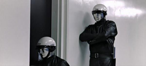 """Los Robots policías de """"THX 1138"""""""