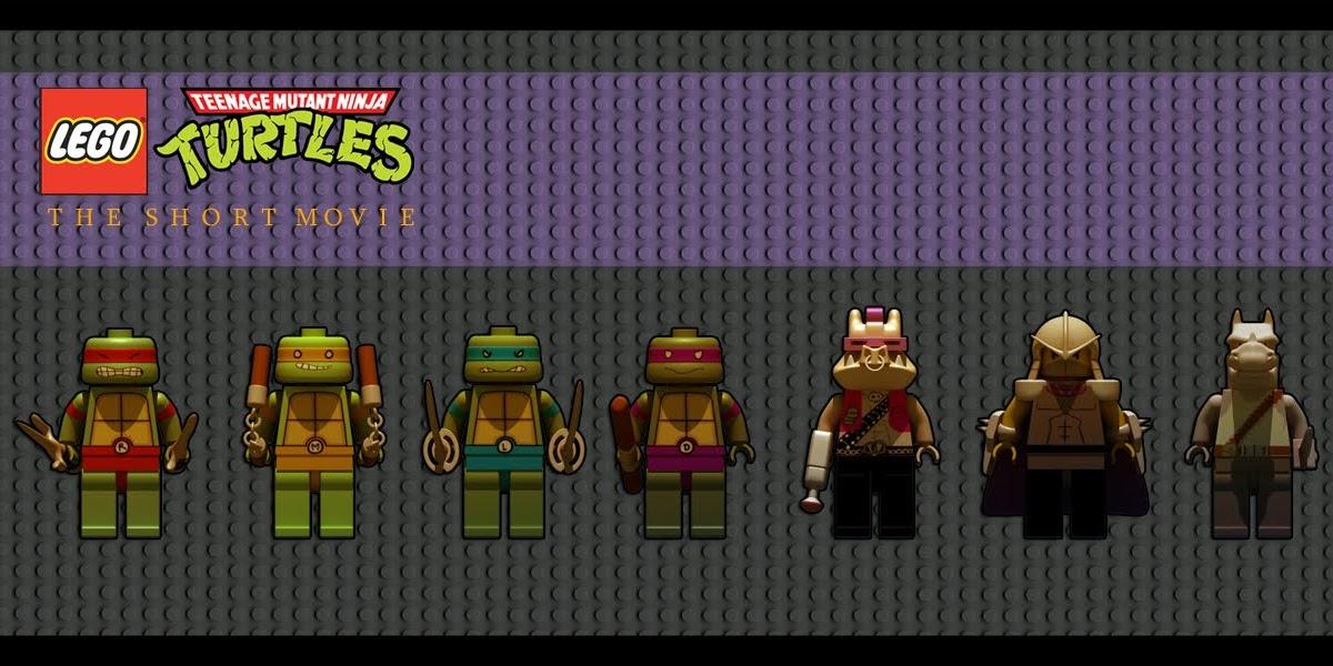 Nicolas Ughen: Tortue Ninja Lego